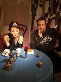 Im Madame Tussauds Wachsfiguren-Kabinett von Wien